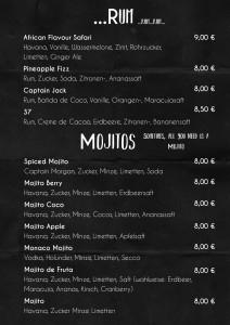 rum-mojito